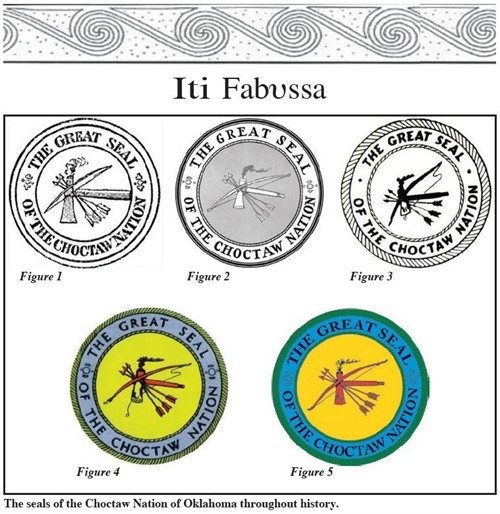 The Seal Of The Choctaw Nation Iti Feb 2016