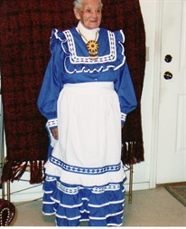 Carrie Choctaw Dress