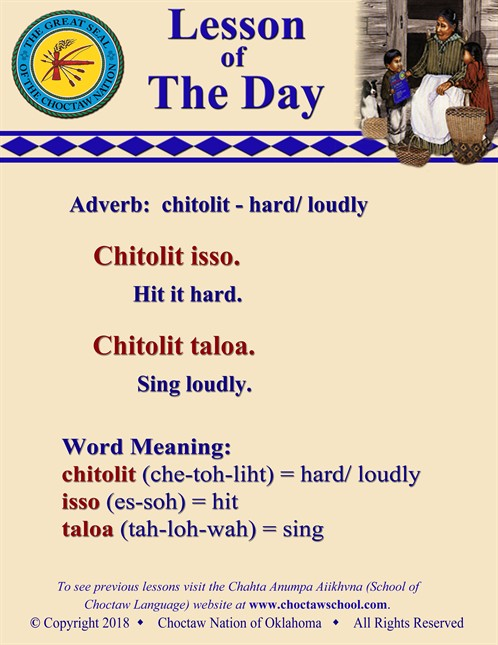 Adverb Chitolit