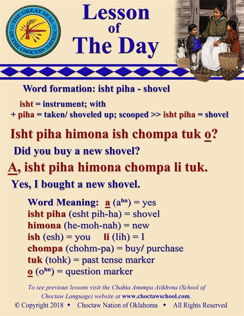 Word Formation Isht Piha